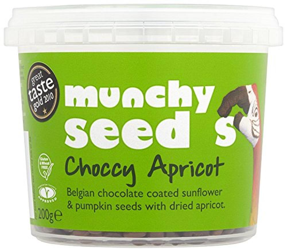 Munchy Seeds Choccy with Apricot 200 g