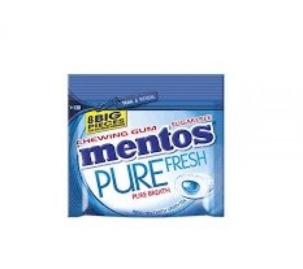 Mentos Pure Fresh Breath Chewing Gum 15g
