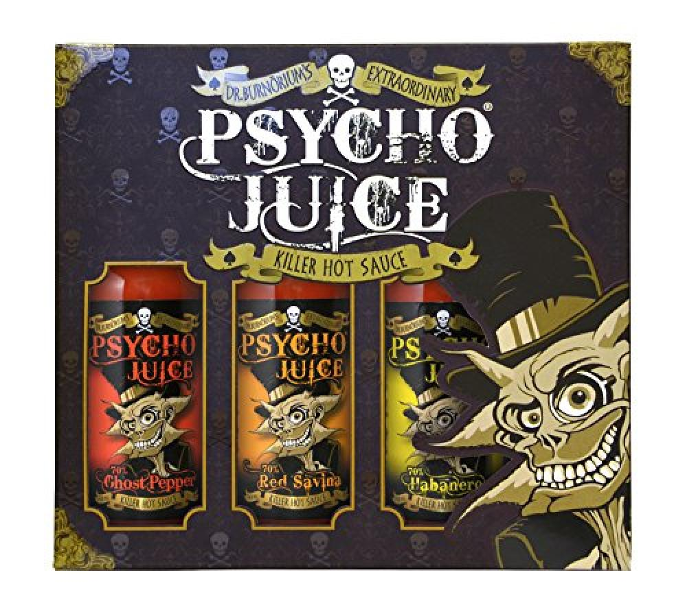 Dr Burnoriums Extraordinary Psycho Juice Gift Box Collection
