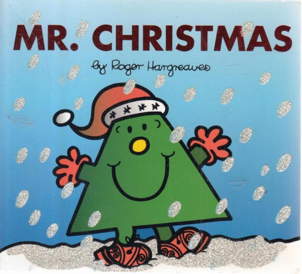 Mr Men Mr Christmas