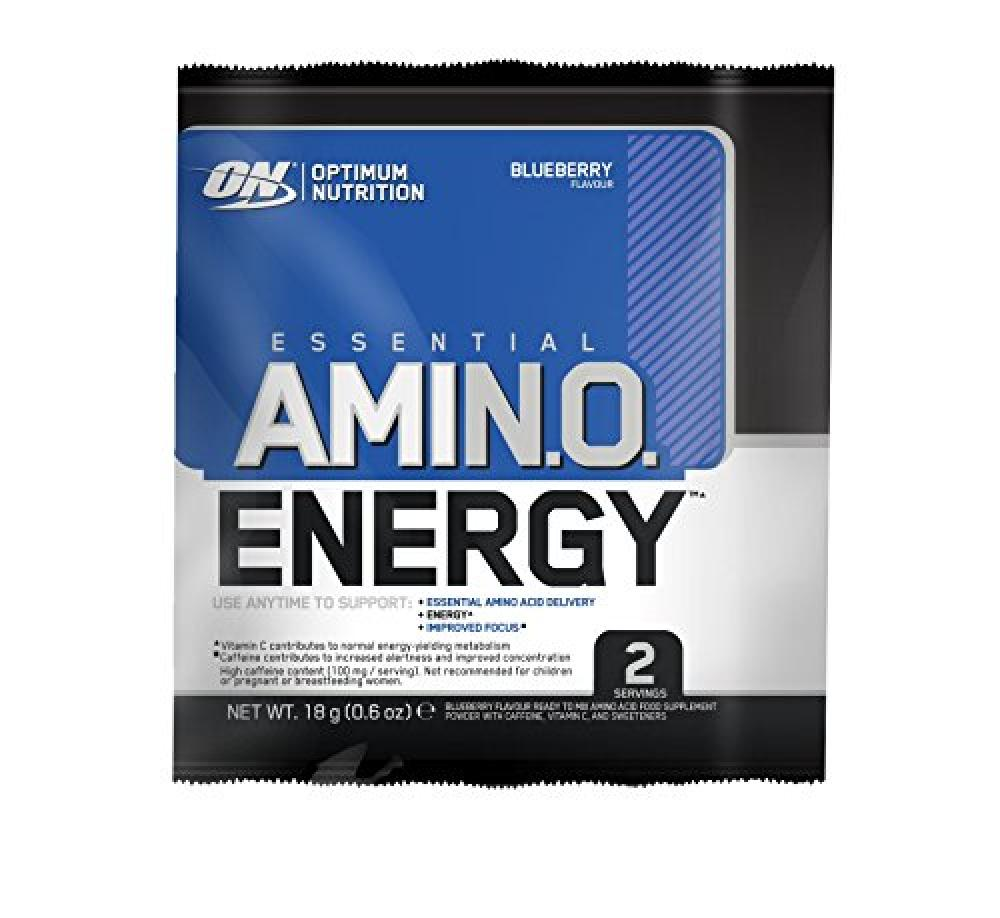 Optimum Nutrition Amino Energy Diet Blueberry 18g