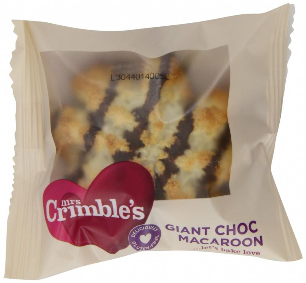 Mrs Crimbles Chocolate Macaroon 37g