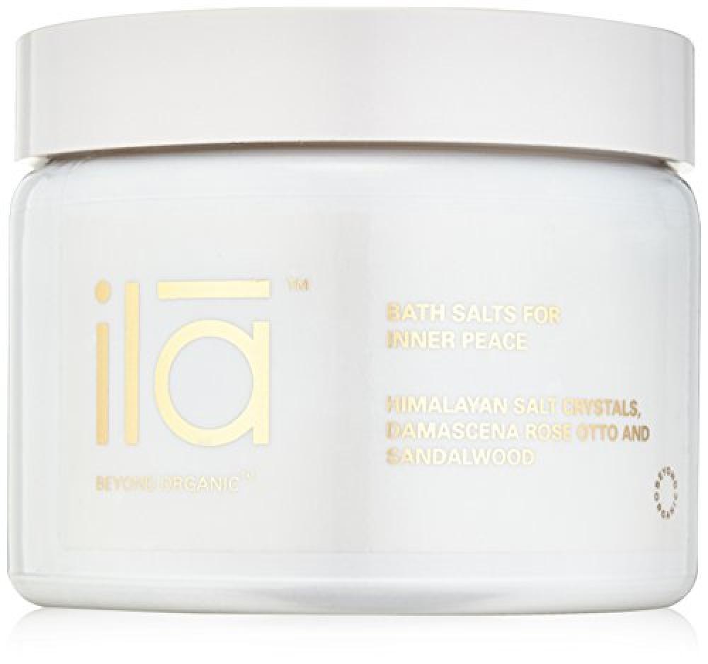 Ila Beyond Organic Bath Salts for Inner Peace 500g