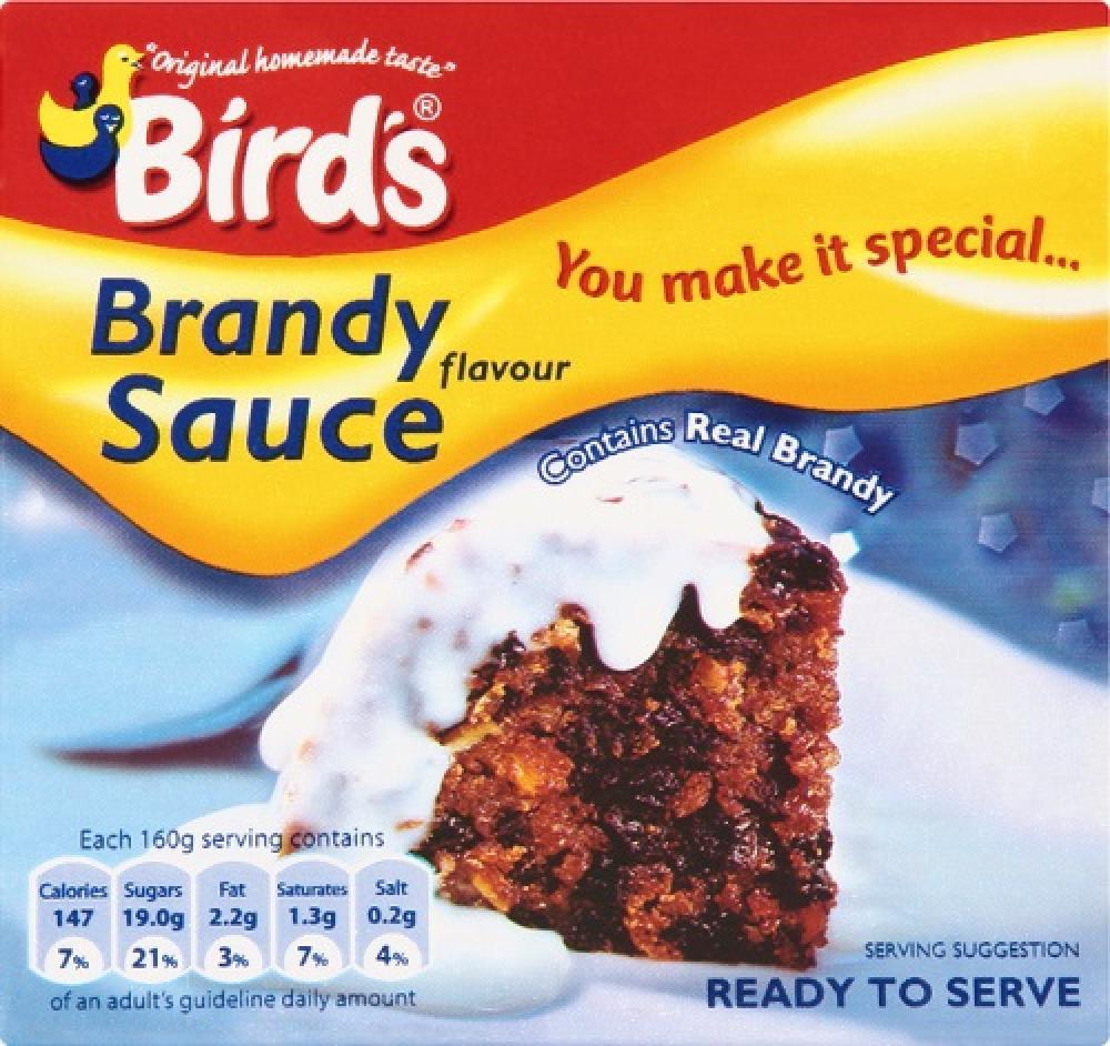 Birds Brandy Flavour Sauce Mix 500g