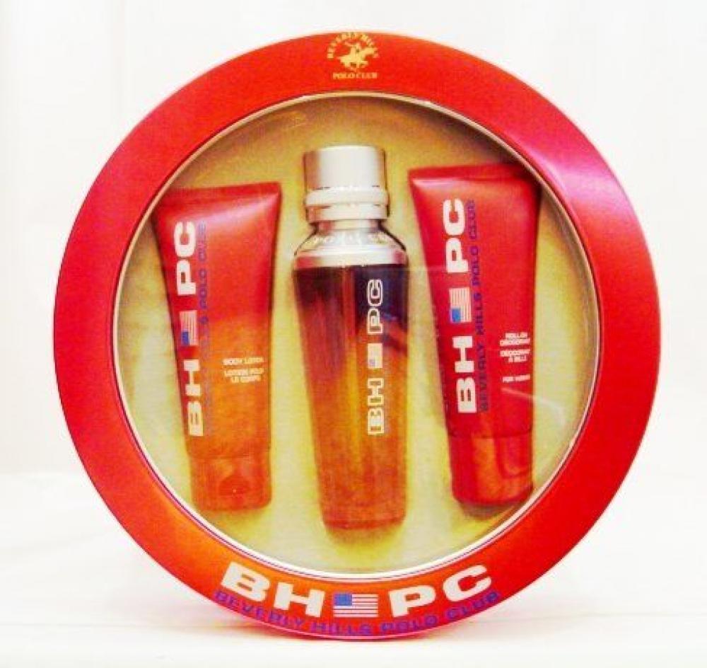 BEVERLY HILLS POLO CLUB Woman Eau De Toilette Spray 100ml Set