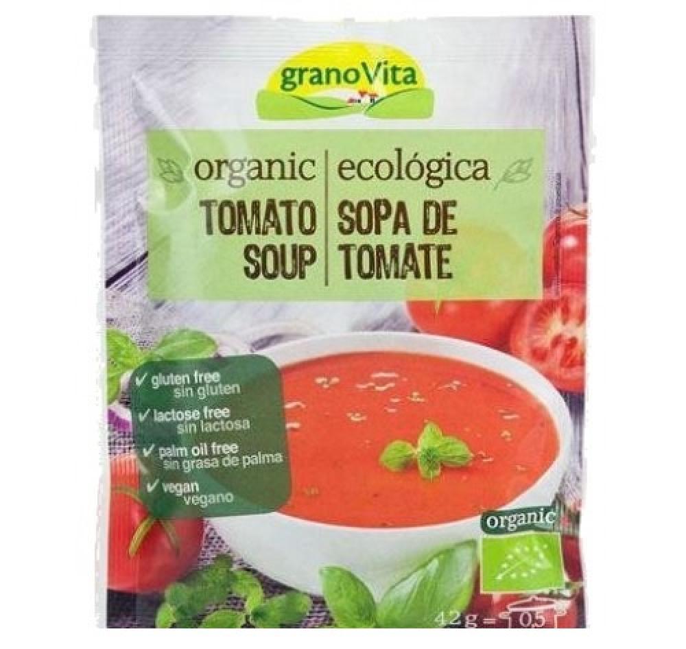 Granovita Organic Tomato Soup 42g