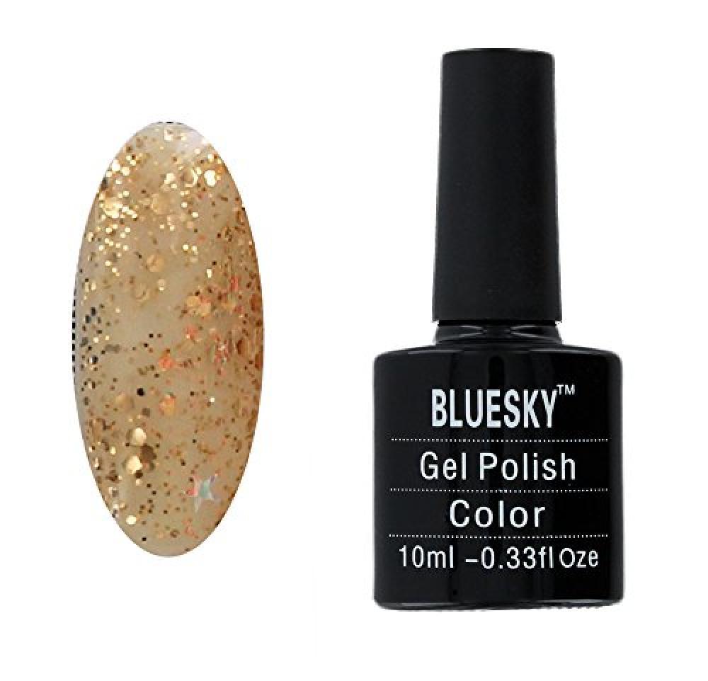 Bluesky Gel Polish Superstar Glitter SP18 10ml