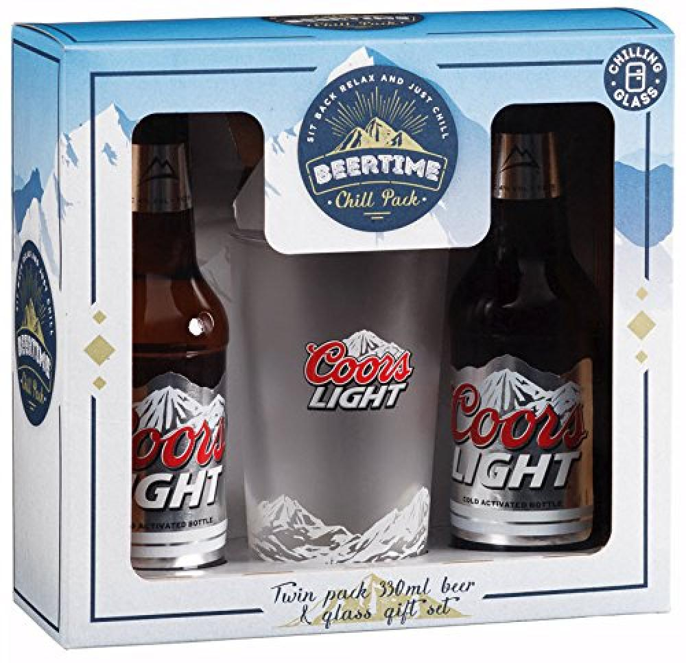 Coors Light Beertime Chill Pack