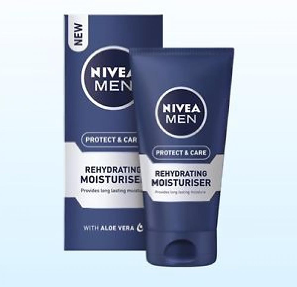 Nivea Men Protect and Care Rehydrating Moisturiser with Aloe Vera 75ml