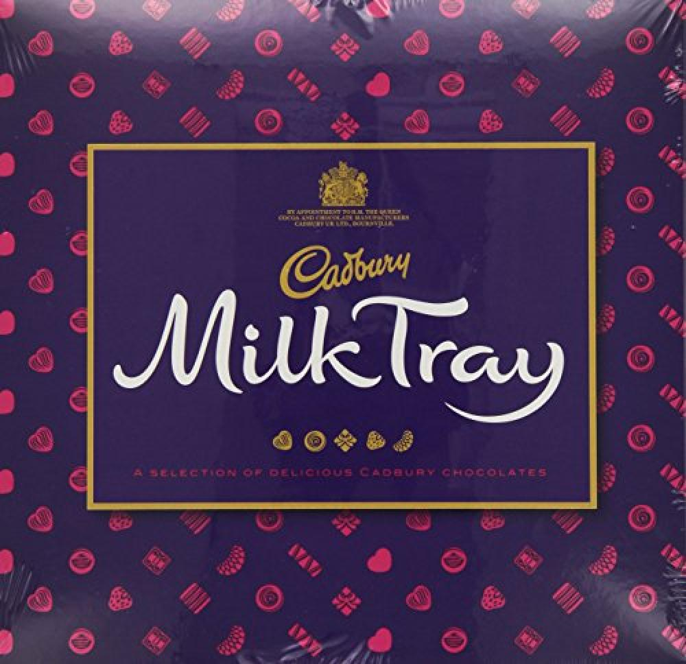 Cadbury Milk Tray 180 g