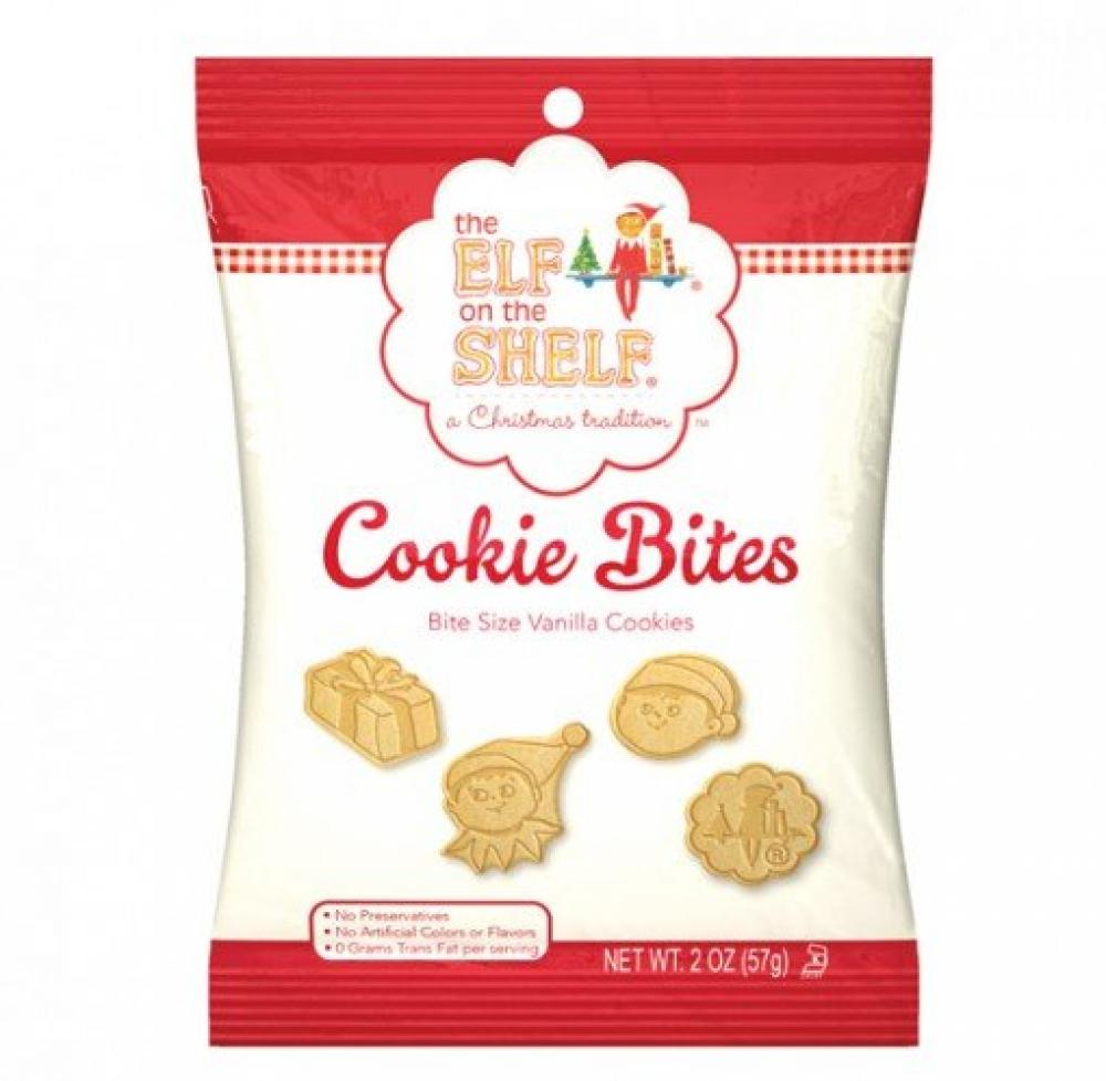 The Elf on the Shelf Cookie Bites 56g