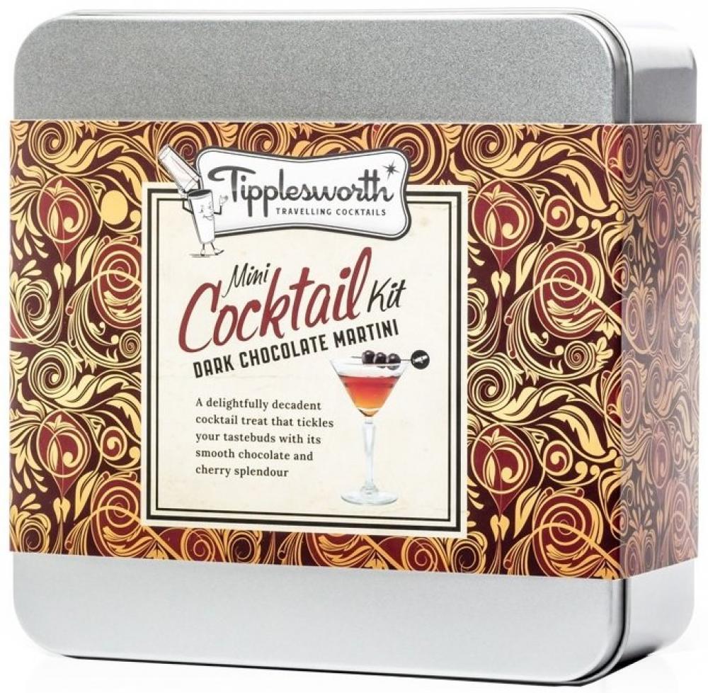 Tipplesworth Mini Cocktail Kit - Dark Chocolate Martini