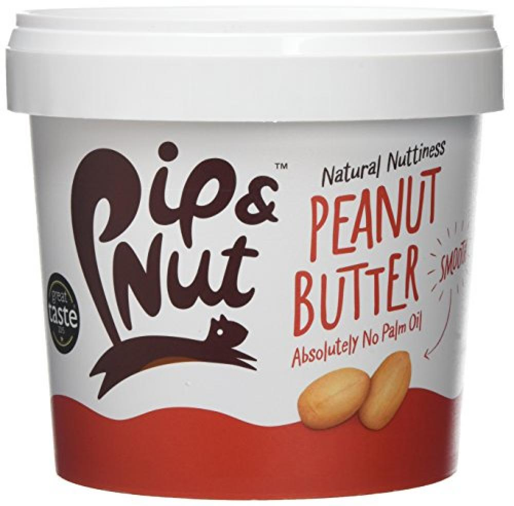 Pip and Nut Peanut Butter 1kg