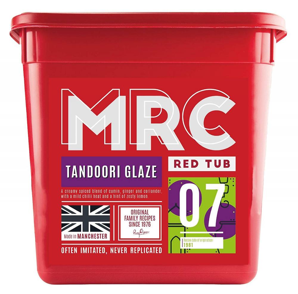 MRC Red Tub Tandoori Glaze 2500g