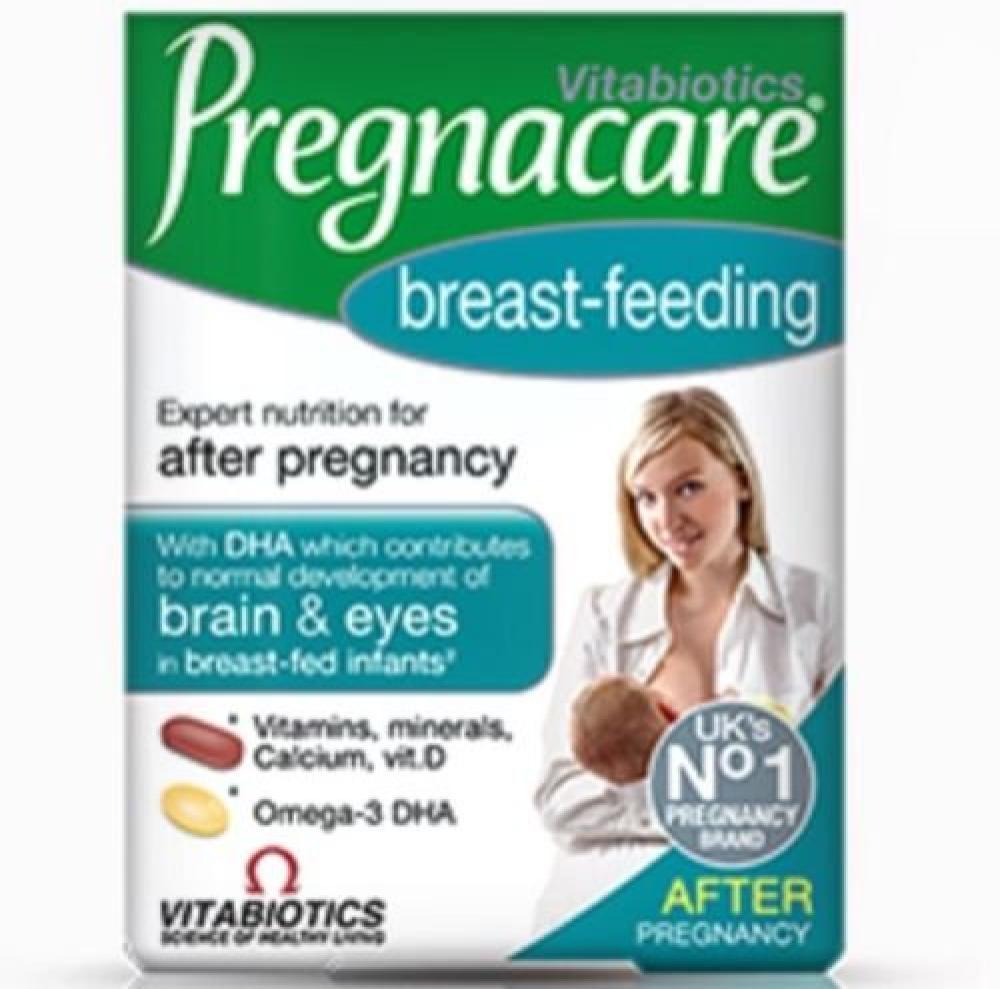 Vitabiotics Pregnacare Breast-feeding 84 Tablets