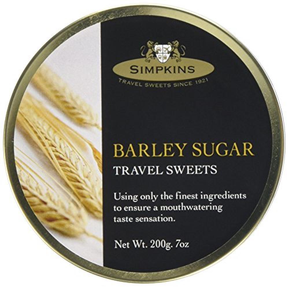 Simpkins Barley Sugar Drops 200g
