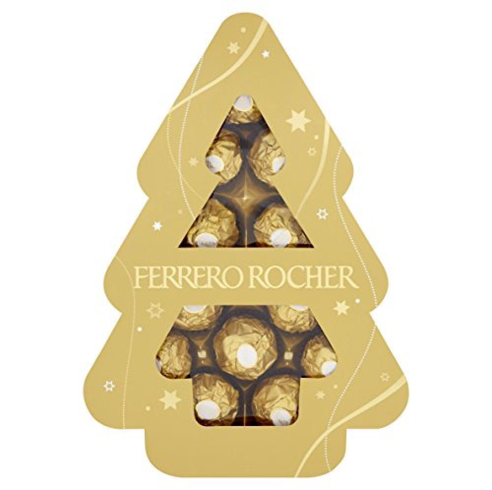 Ferrero Rocher Chocolates in Tree Box 150g