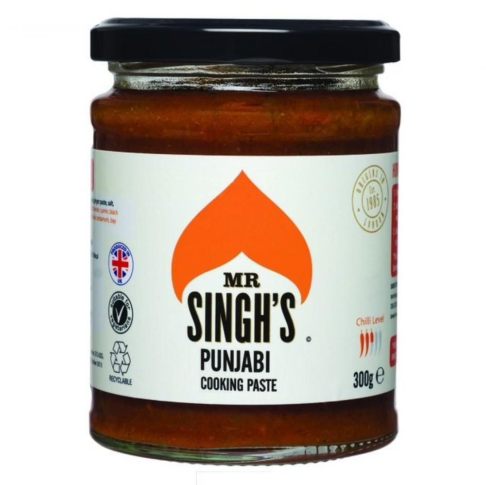 Mr Singhs Punjabi Cooking Paste 300g