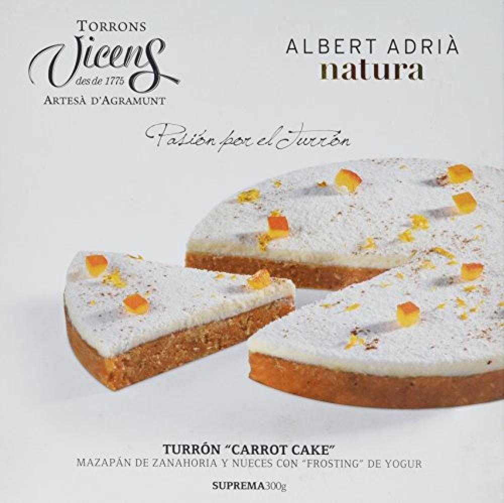 Vicens Carrot Cake Nougat 300g