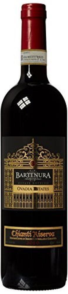 Bartenura Ovadia Estates Chianti Riserva Wine 75cl
