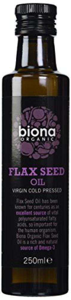 Biona Organic Flax Seed Oil 250 ml