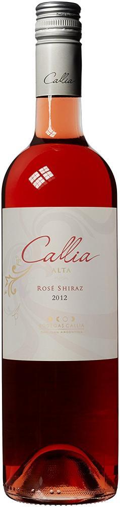 Callia Alta Rose Shiraz 750ml