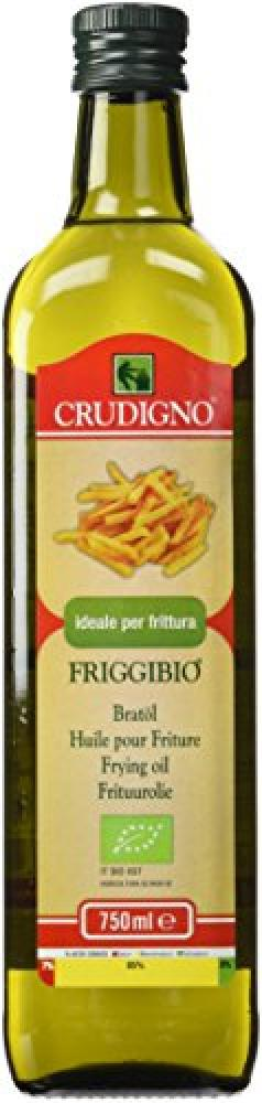 Crudigno Organic Frying Oil 750 ml