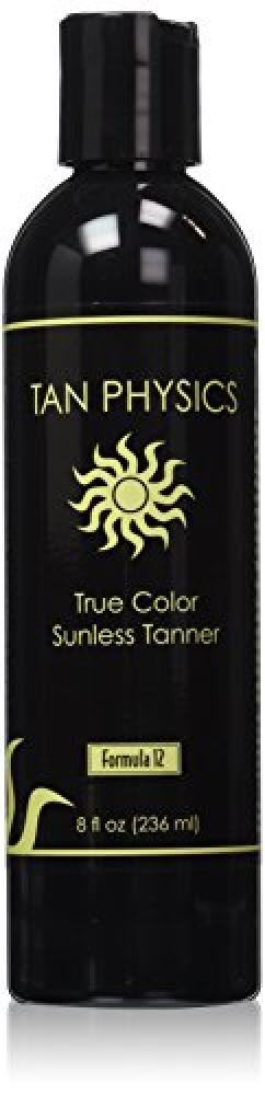Tan Physics True Color Sunless Tanner 236ml