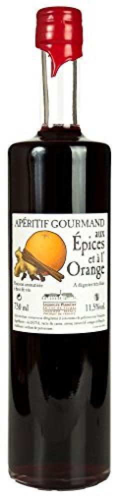Fisselier Orange and Spices Aperitif Wine 75 cl