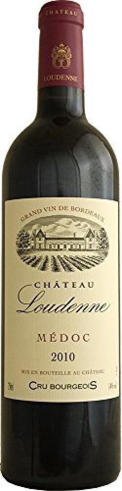 Chateau Loudenne Grand Vin de Bordeaux Medoc 2010 750ml