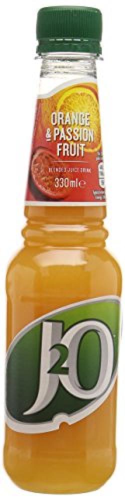 J2O Orange and Passionfruit 330ml