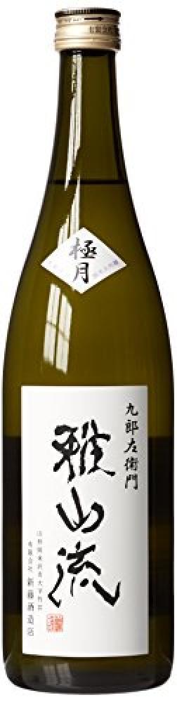 Shindo Junmai Daiginjo Gokugetsu Sake 72cl