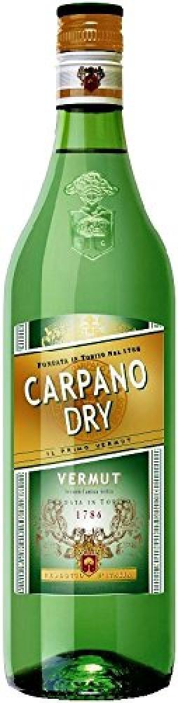 Carpano Dry Vermouth 1 L