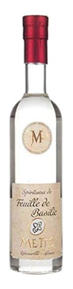 Mette Spiritueux Feuille de Basilic Alsace 70 cl