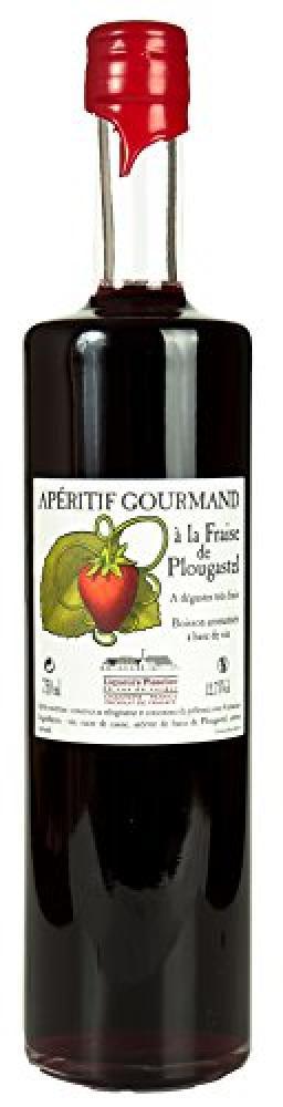Fisselier Strawberry Aperitif Red Wine 75 cl