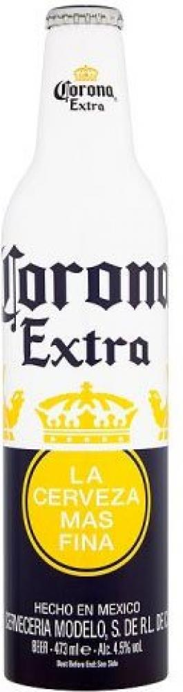 Corona Extra Aluminium Bottle 473ml