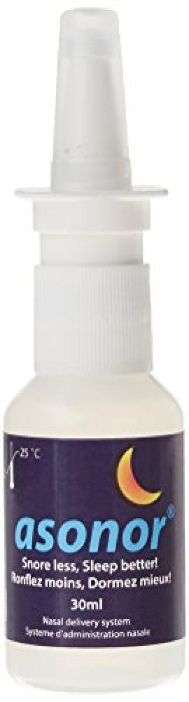 Asonor Anti Snoring Nasal Spray 30 ml