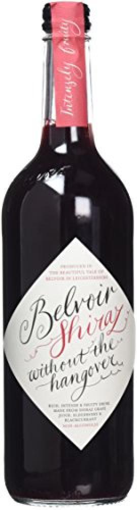 Belvoir Red Shiraz Non-Alcoholic Wine 750ml
