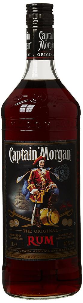 Captain Morgan The Original Rum 1l