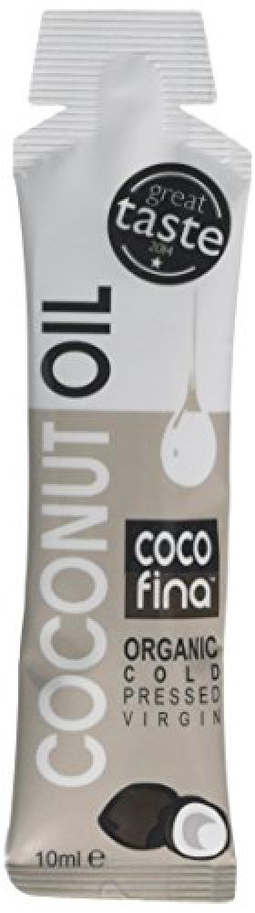 Cocofina Organic Coconut Oil Sachet 10ml