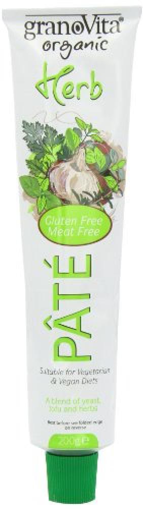 Grano Vita Organic Herb Pate 200g