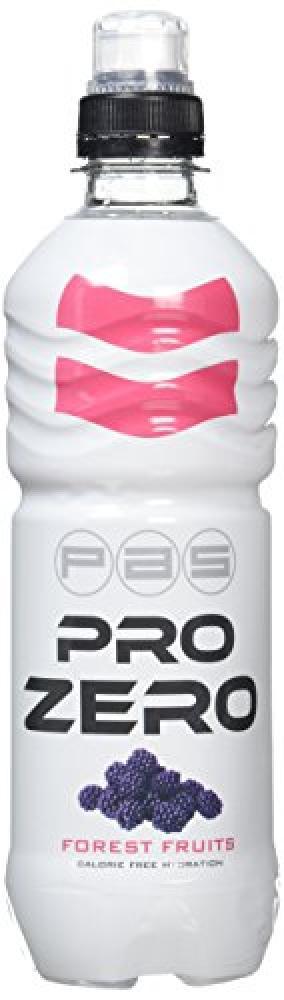 Pro Athlete Supplementation Calorie Free Pro-Zero Forest Fruits 500 ml