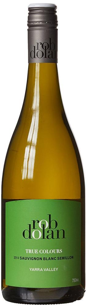 Rob Dolan True Colours Sauvignon Semillon 2013 Wine 75 cl