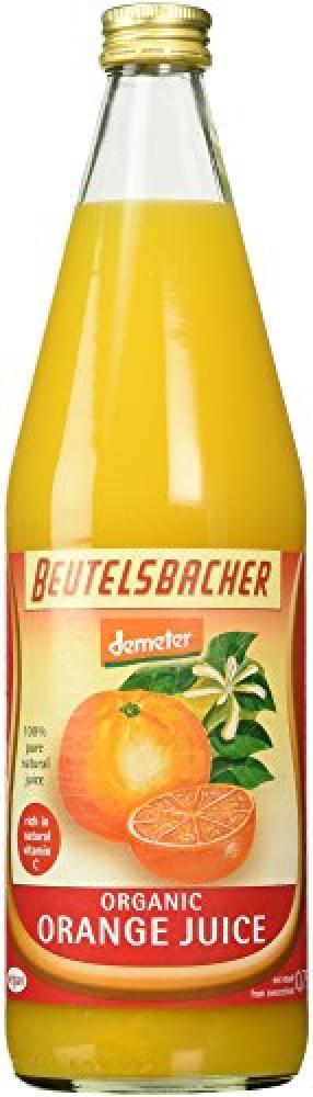 Beutelsbacher Demeter Organic Orange Juice 750ml