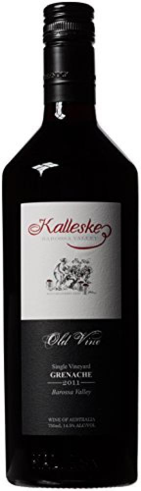 Kalleske Old Vine Single Vineyard Grenache 2011 750ml