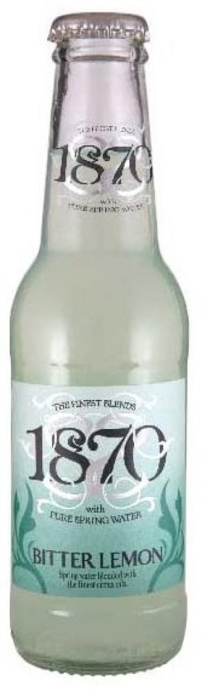 1870 Bitter Lemon 200ml