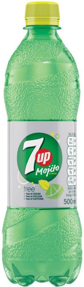 7up Free Mojito Flavour 500ml