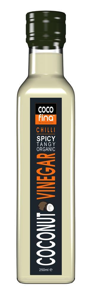 Cocofina Coconut Vinegar Chilli 250ml