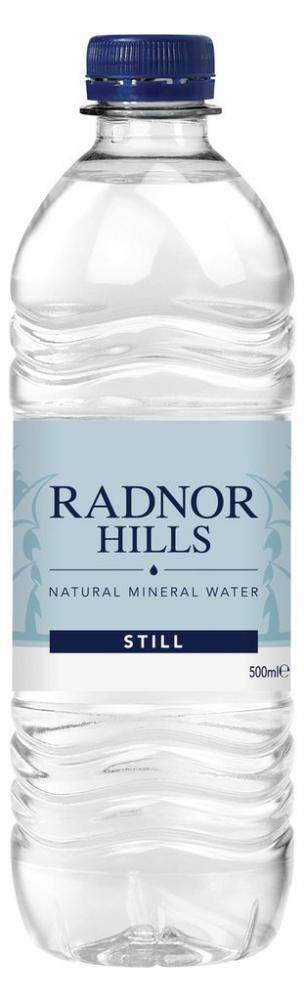 Radnor Hills Still Natural Mineral Water 500ml