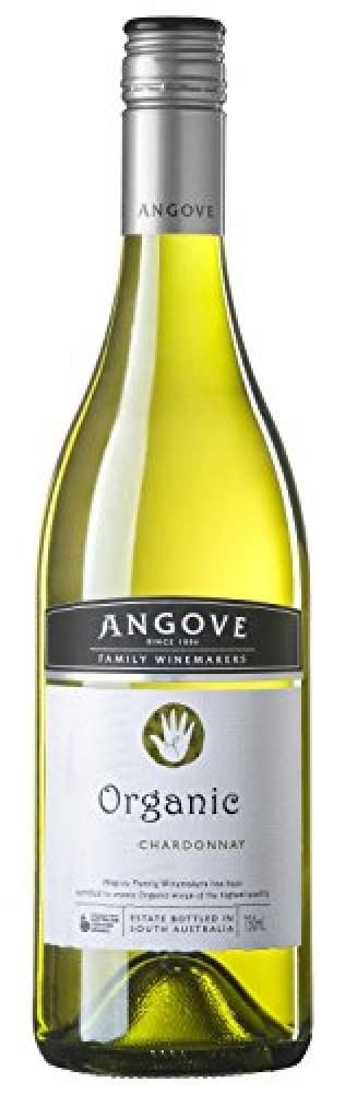 Angove Family Winemakers Organic 2014 Chardonnay 750ml